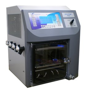 Upgraded Virtis AdVantage Plus Laboratory Benchtop Freeze Dryer