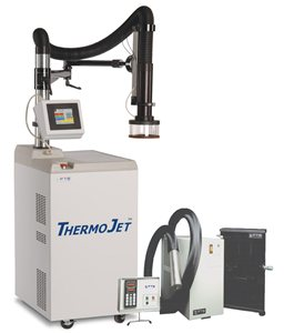Precise and Reliable Temperature Control for Device Testing and Characterisation