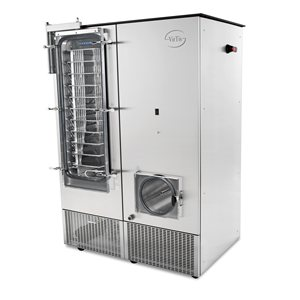 High Capacity Freeze Drying in a Compact Footprint...