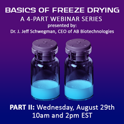2018 Basics of Freeze Drying - Part 2B