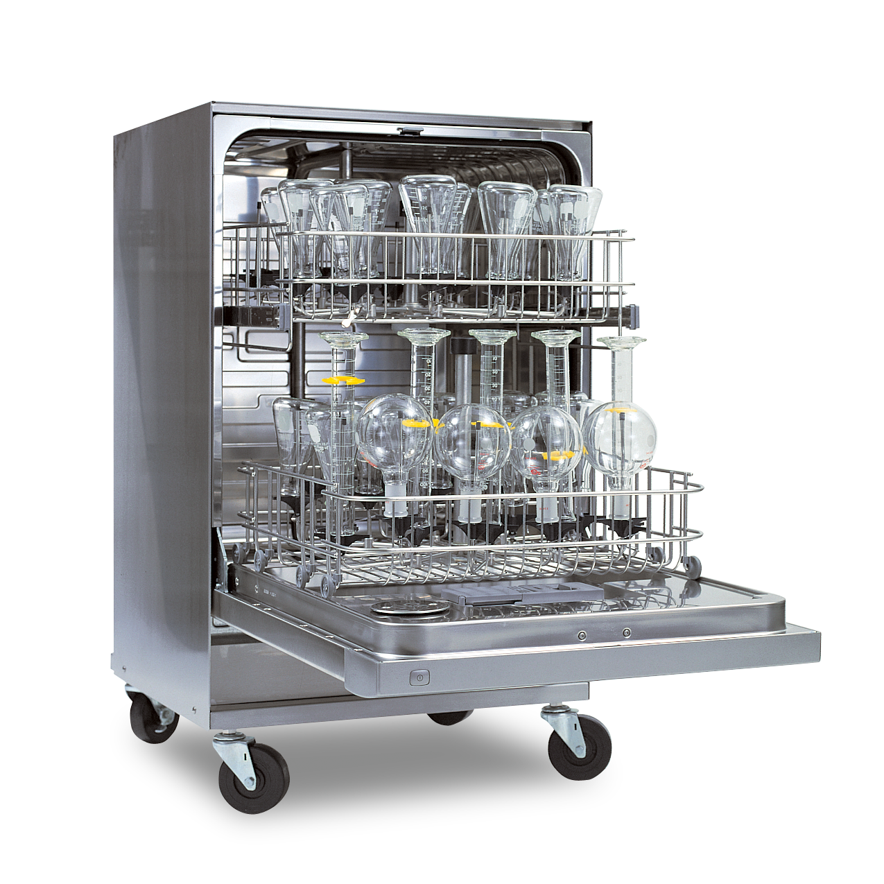 Convenient, Flexible & Easy-to-Use Undercounter Glassware Washers...
