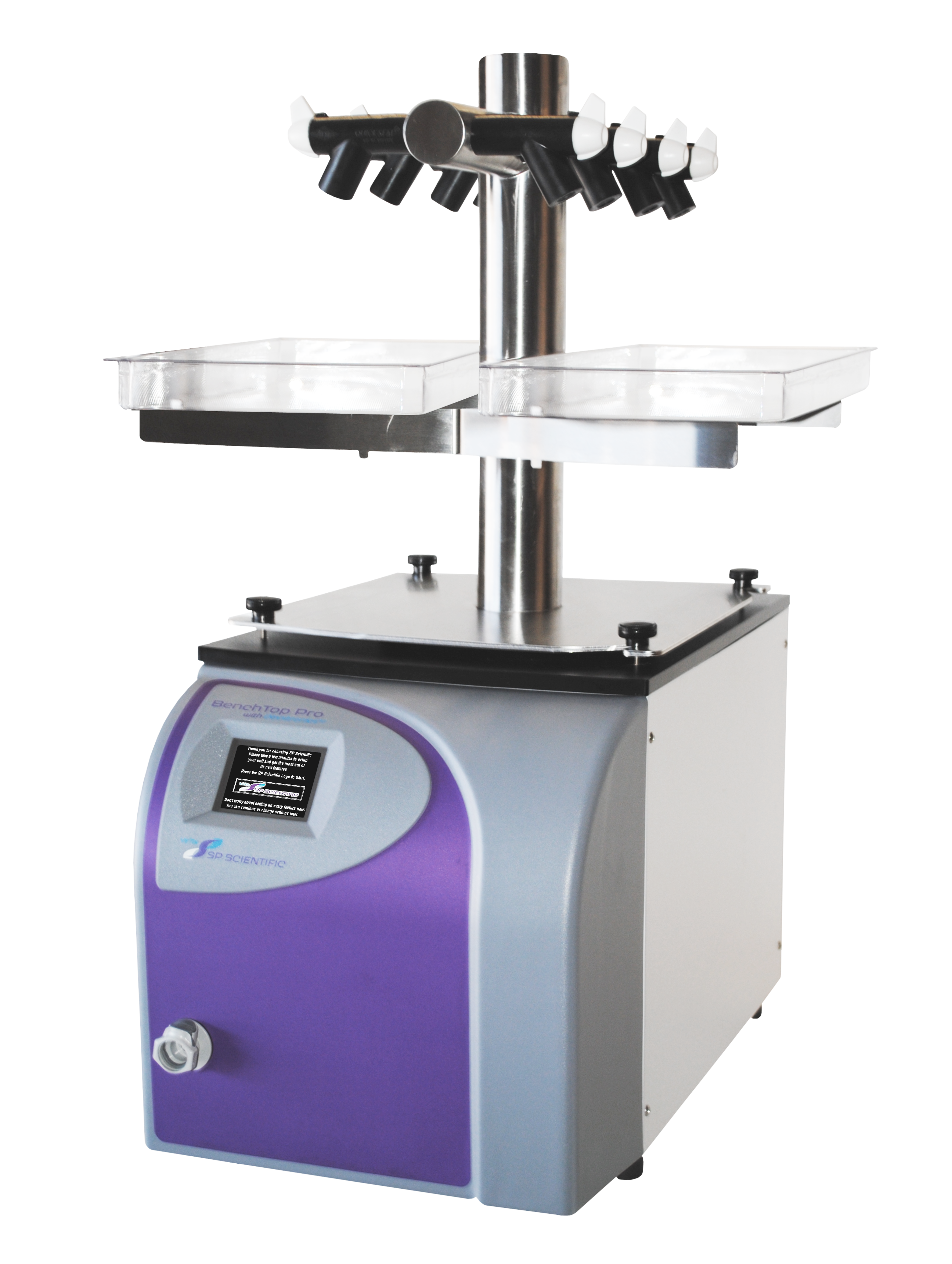BenchTop Pro with Omnitronics | Bench Top Lyophilizers