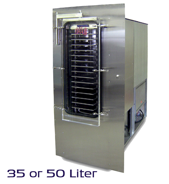 Ultra 50EL shown in optional clean room configuration